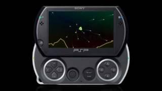 Gravity Crash - PSP Announcement trailer
