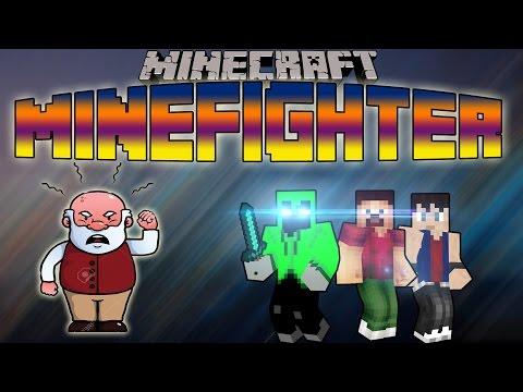 Minecraft Minecraft Minefighter #02 - Sevis Vater stürmt die Aufnahme xD [Deutsch/HD]