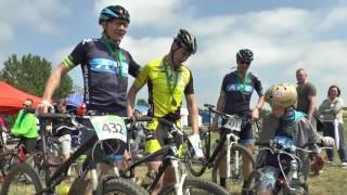 EkoStart 2017 - wyścig rowerowy. Zobaczcie zdjęcia z trasy