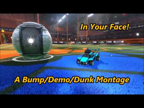 In Your Face! | A Rocket League Montage