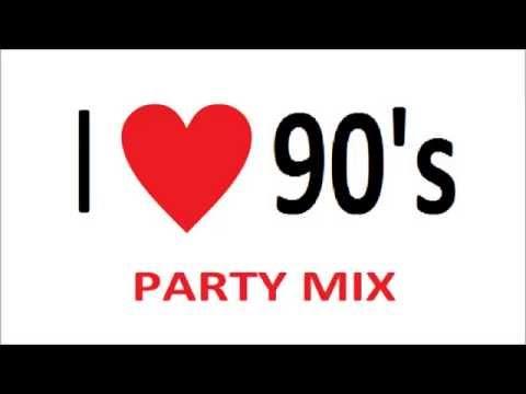 PARTY MIX I LOVE THE 90'S (MEGAMIX)