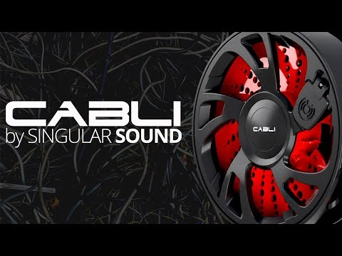 Cabli: The Cable Management Solution for Musicians