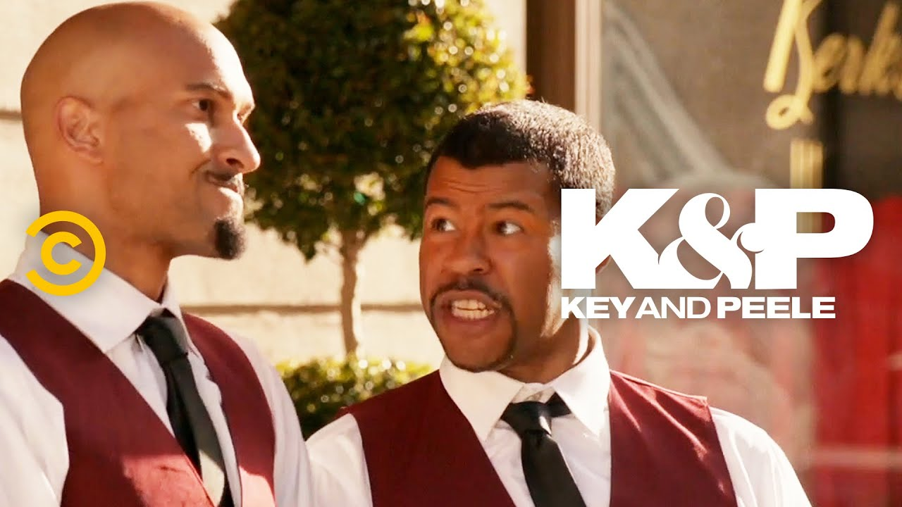 The Valets Love Liam Neesons - Key & Peele