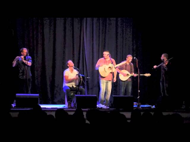 "The Paul McKenna Band at Innerleithen Music Festival 2013 - ""Lonely Man"""