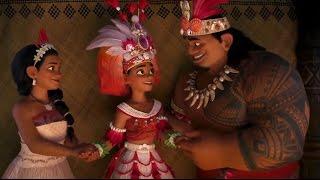 Vaiana, la Légende du bout du monde - Notre terre (clip)