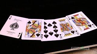 видео Poker. Карты одинаковые, выиграл один!