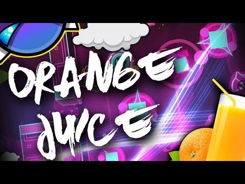 Orange Juice - Lemons (Demon) - Geometry Dash 2.11