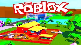 ROBLOX Lumber Tycoon!! - Wood Cutting Tycoon In Roblox (Roblox Gameplay)