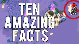 Terraria | 10 Things You Didn't Know About Bosses