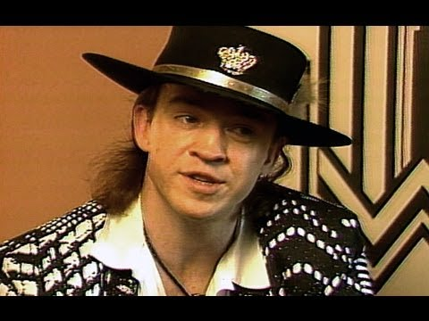 The Lost Stevie Ray Vaughan Interview