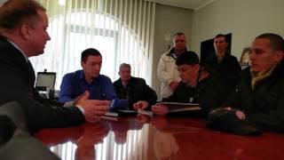 """""""Правий Сектор"""" і """"Приватбанк"""" 26 лютого 2016 року"""