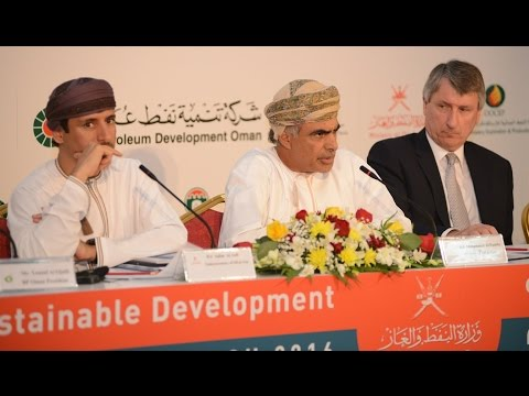 Q&A Session - Media Briefing by Ministry of Oil & Gas, Oman on 20 March 2016