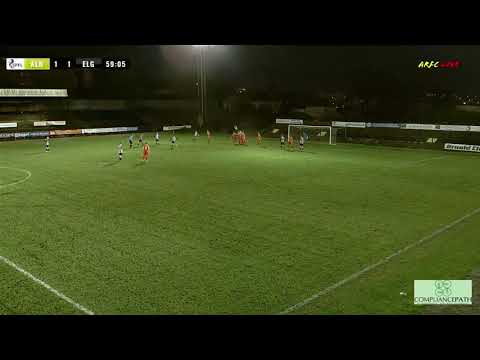 Albion Rovers Elgin Goals And Highlights