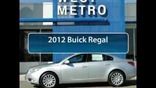 New 2012 Buick Regal Dealer Minneapolis St. Paul & Twin Cities MN B12-169