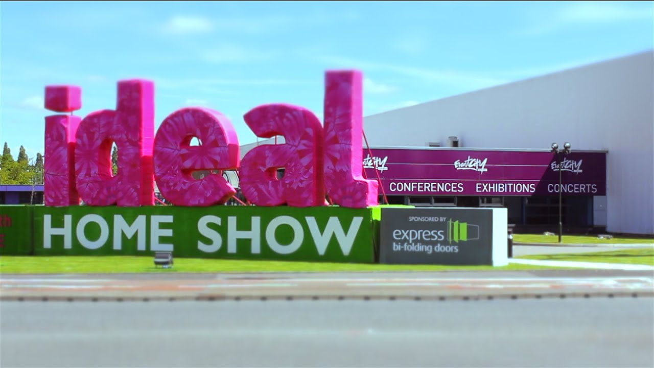 2015 ideal homes show manchester highlights with bluechipworld youtube