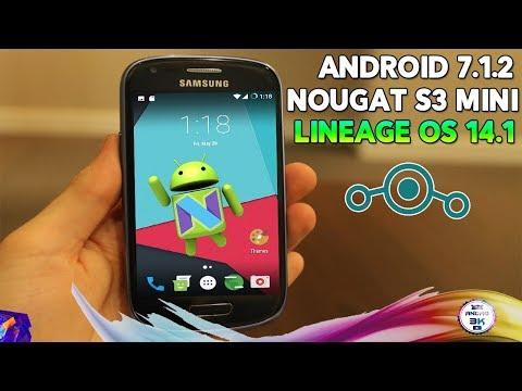 Lineage Os 14.1 Galaxy s3 mini Estable | I8190 L/N ◀ Andro3000