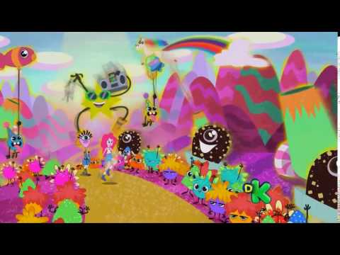 MLP : Equestria Girls: The legend of Everfree: Inside Pinkie Pie's Head