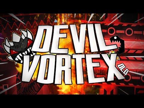 DEVIL VORTEX 100% (OLD VERSION) [DEMON] - by Rustam - Verified by ToshDeluxe - GD [2.1]