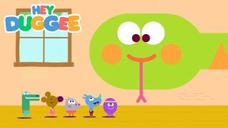 The Tour Guide Badge - Hey Duggee Series 2 - Hey Duggee