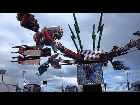 Air Raid (Wilmot) @ Kirkcaldy Links Market 2016, Offride