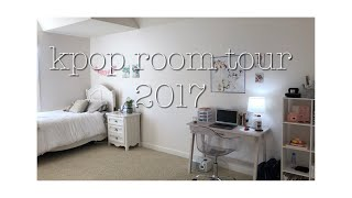kpop room tour 2018!