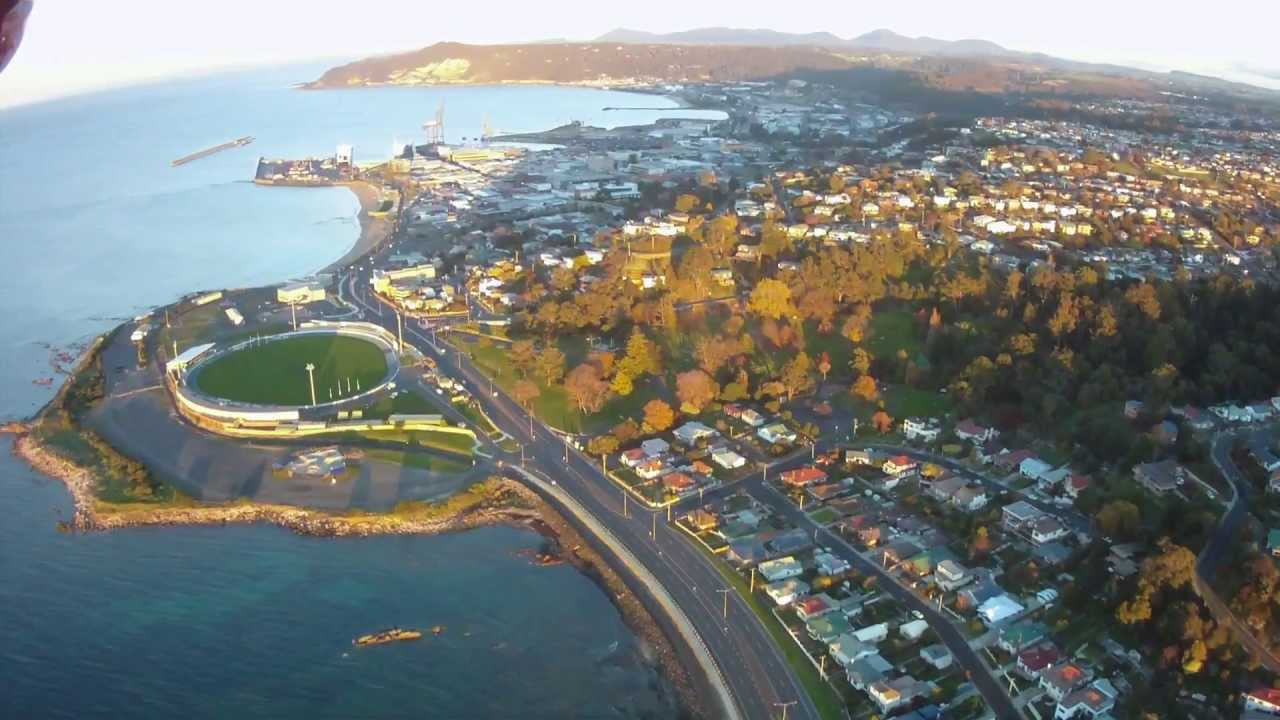 burnie tasmania in a fading light youtube