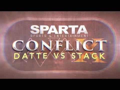 Sparta All Access presents CONFLICT: Stack vs Datte