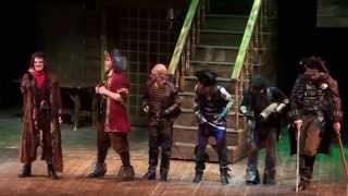 Мюзикл Остров Сокровищ / 2-е отд. (2012)