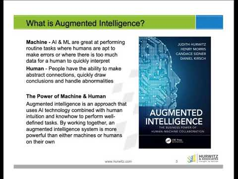 Augmented Intelligence: Creating a hybrid collaboration between humans and machines