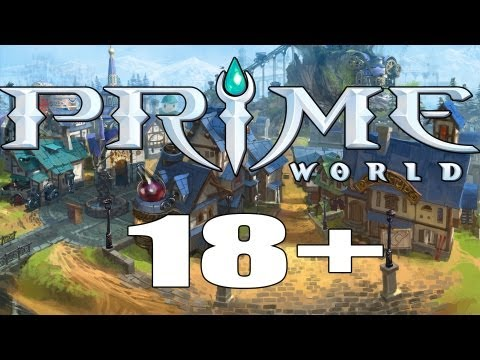 видео: prime world - Игра со зрителями! ( 18+ треш-мат-угар ). via mmorpg.su