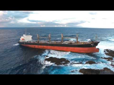 MV BENITA Salvage Operation | June-july 2016 | Five Oceans S