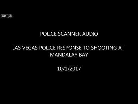 The Las Vegas Shooting As It Happened (Police Scanner)