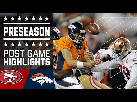 49ers vs. Broncos | Game Highlights | NFL