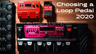 Loop Pedal Buyer's Guide 2021! Which Loop Station is right for you? BOSS RC-500 vs RC-300 and MORE!