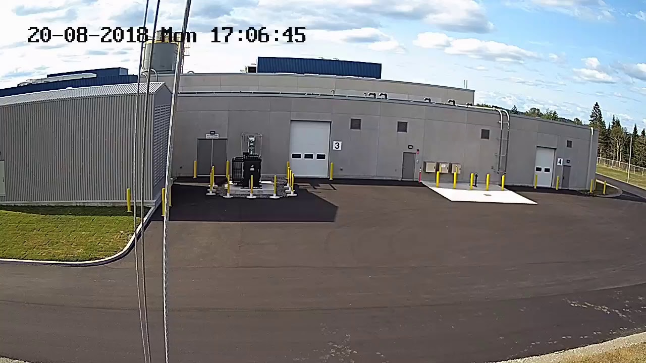 Web Cam image of Saint John Water Treatment Plant 1