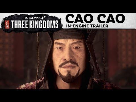Total War: THREE KINGDOMS – Cao Cao In-Engine Trailer