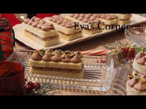 gâteau-individuel-facile-a-la-maison-/-ڨاطو/-حلويات-في-المنزل