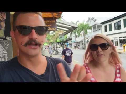 One Take vlog #5 from Key West! Walking down Duval Street.