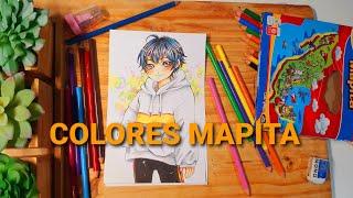 TUTORIAL L Colores Mapita