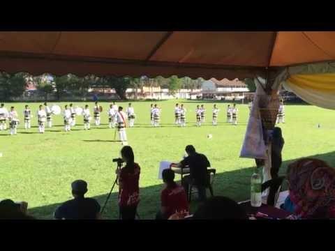 CSBAND - Dilwale: Gerua and Janam-Janam (SMK Clifford, Kuala Kangsar)