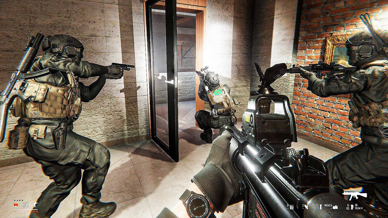 The Best Tactical Shooter I've Ever Played! - ZERO HOUR