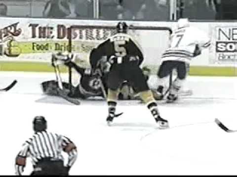 Craig Fisher Goal 1999 Calder Cup Finals 2