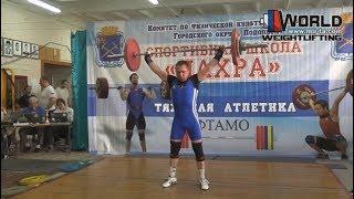 ЗАХАРОВ/ZAKHAROV (69) Ха-Ха, в стойку 90-120! / 05-06.05.2018.Championship of Moscow region
