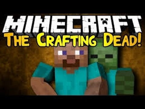 minecraft the crafting dead minecraft review mod 1 7 4 the walking dead the 4966