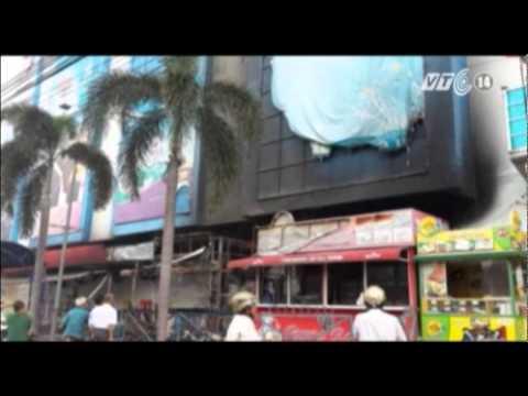 VTC14_Cháy siêu thị Coopmart Biên Hòa - Đồng Nai