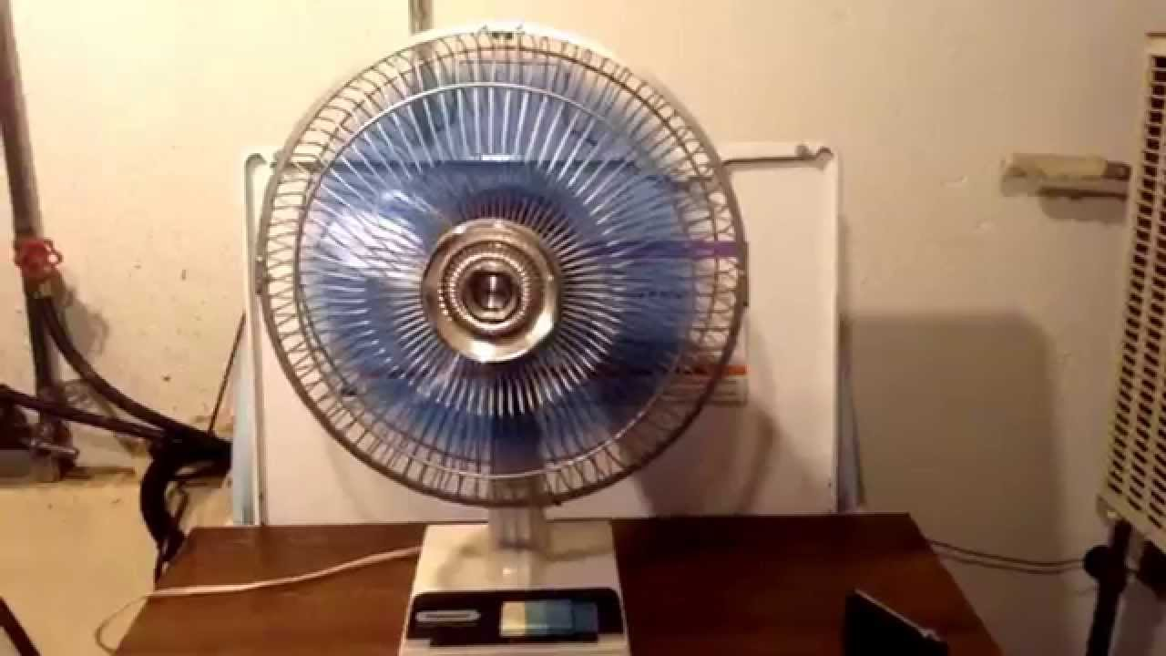 Panasonic Table Fan : S panasonic quot table fan model f before youtube
