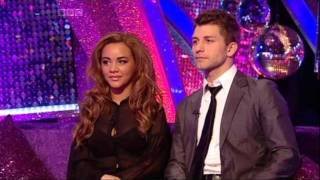 Pasha Kovalev & Chelsee Healey Interview - It takes Two October 21, 2011