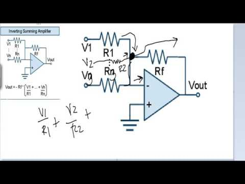 Solving Op Amp in Tagalog: #BrownManTutorial PART 2