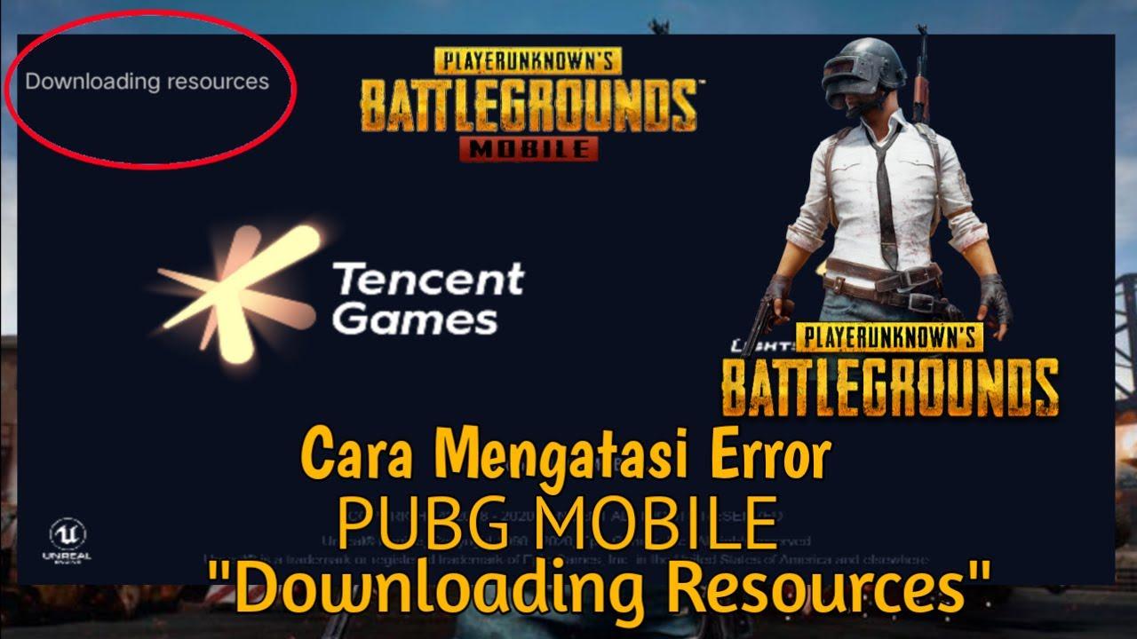 Cara Mengatasi Downloading Resources Di Pubg Mobile 2020 Youtube