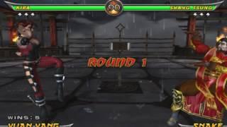 Mortal Kombat Armageddon - Kira Arcade Ladder